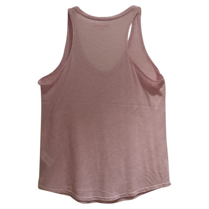 Zadig & Voltaire top with shimmer effect