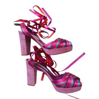 L'autre Chose sandali colorati