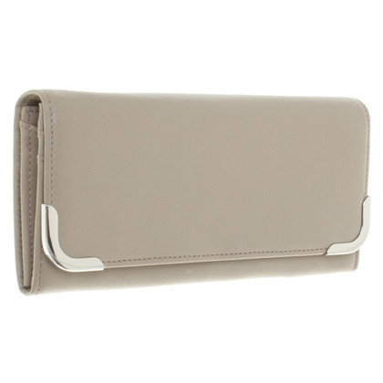 Navyboot Wallet in Beige