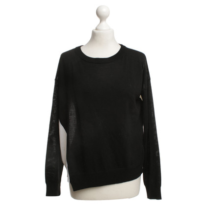 Zadig & Voltaire Pullover in black / white