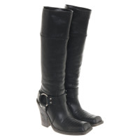 Christian Dior Boots in western look