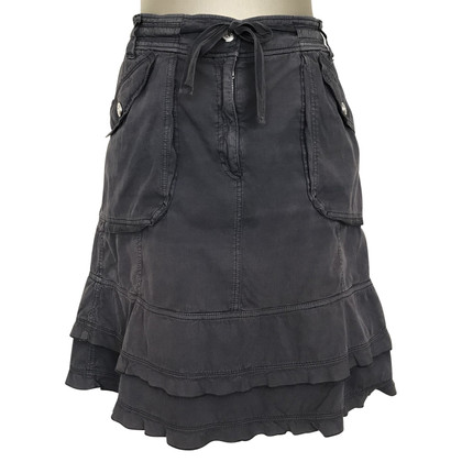 Marc Cain skirt made of corduroy