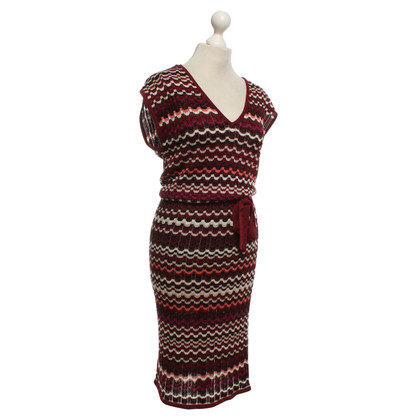 Missoni Knit dress with pattern