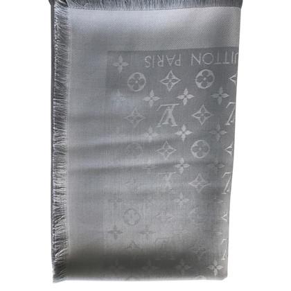 Louis Vuitton Monogram Panno in grigio
