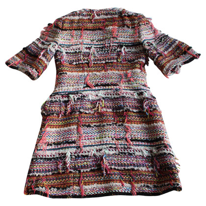 Chanel cappotto bouclé in Multicolor