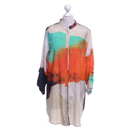 Boss Orange Long blouse in multicolor