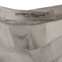 Marina Rinaldi Pantalon en soie