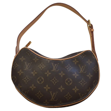 "Louis Vuitton ""Croissant Pochette Monogram Canvas"""