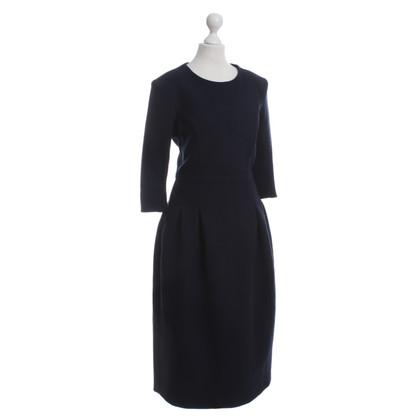 Maje Dress in dark blue