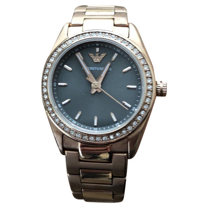 Giorgio Armani Watch made of stainless steel