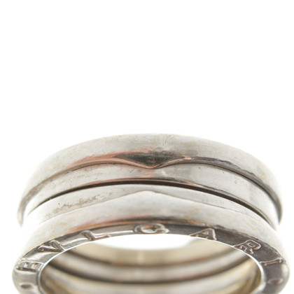 Bulgari Ring gemaakt van 750 wit goud