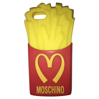 Moschino iPhone Caso 5s