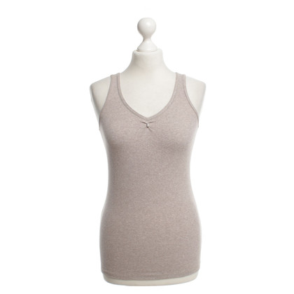 Brunello Cucinelli Tank in Beige