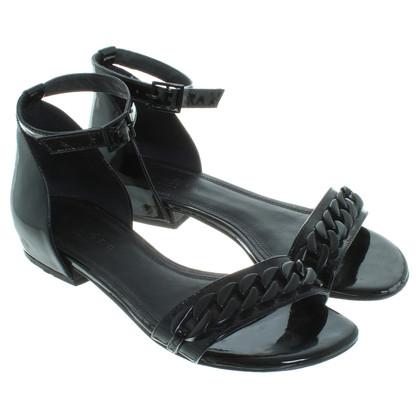 Sandro Sandals in black