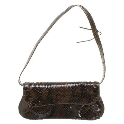 Unützer Handbag in reptile look