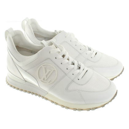 Louis Vuitton Sneakers in White