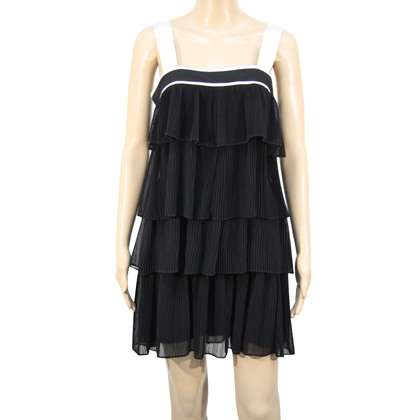 French Connection Strap dress in black