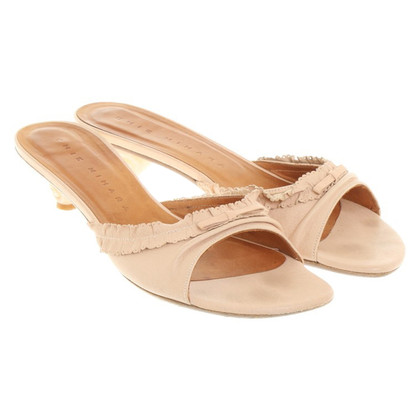 Other Designer Chie Mihara - sandals in nude