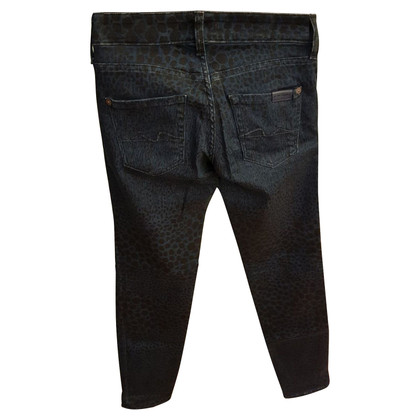 7 For All Mankind Jeans avec motif