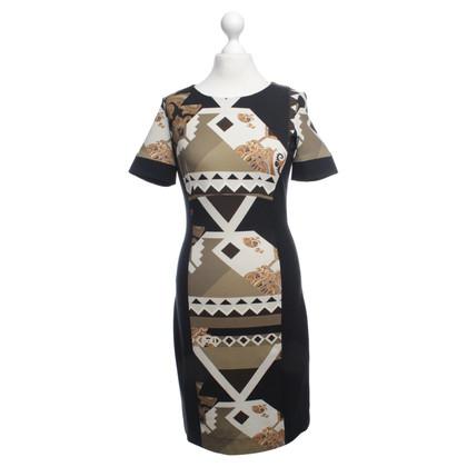 Etro Sheath dress with pattern