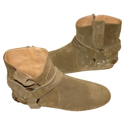 Isabel Marant Gaucho Boots Boots 36 khaki OVP