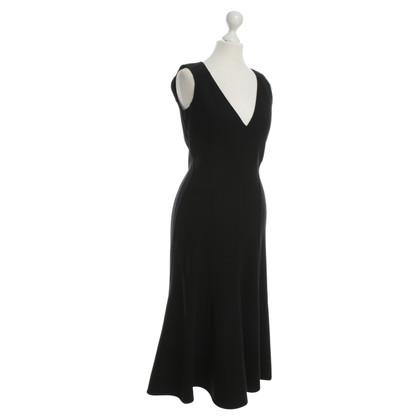Donna Karan Long black dress