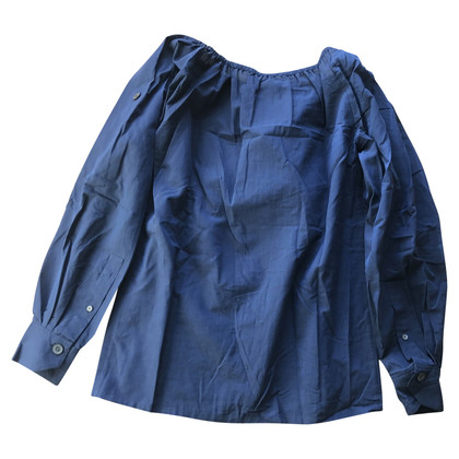 Hermès Blouse in blue