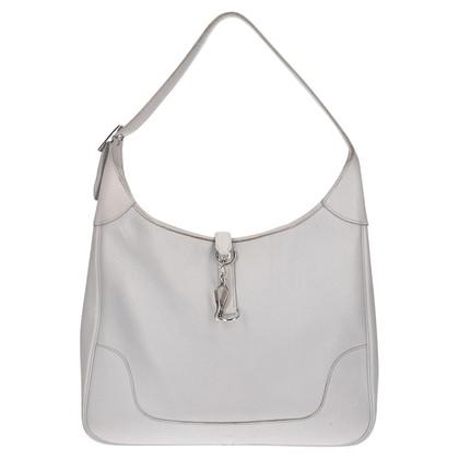 """Hermès """"Trim Shoulder Bag Clemence Leather"""""""