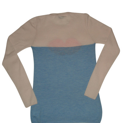 Sonia Rykiel Shirt with lip motif