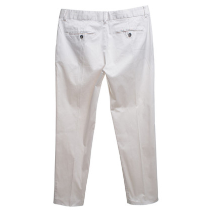 D&G Cloth pants in white