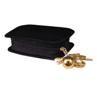 Moschino Black evening bag