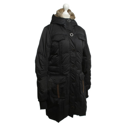 Closed Down jacket in black
