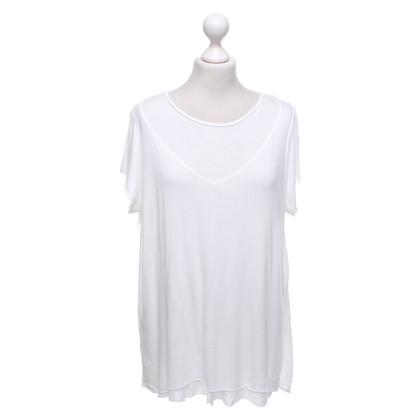 Dorothee Schumacher Blouse shirt in creamy white