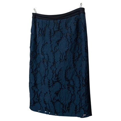Hugo Boss Pencil skirt with lace