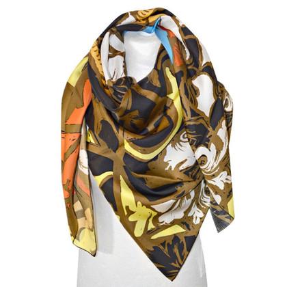 Balenciaga Silk scarf in multicolor