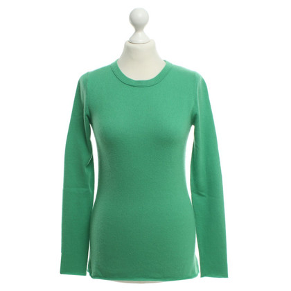 J. Crew Cashmere sweater in green