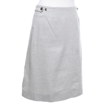 Louis Vuitton skirt in grey