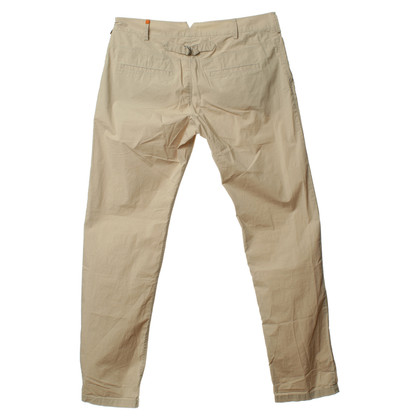 Boss Orange Trousers in beige