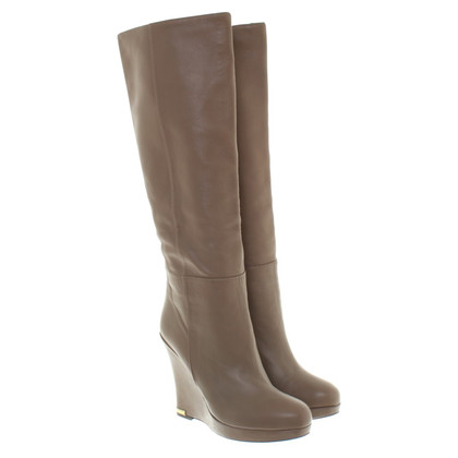 Patrizia Pepe Boots in Taupe
