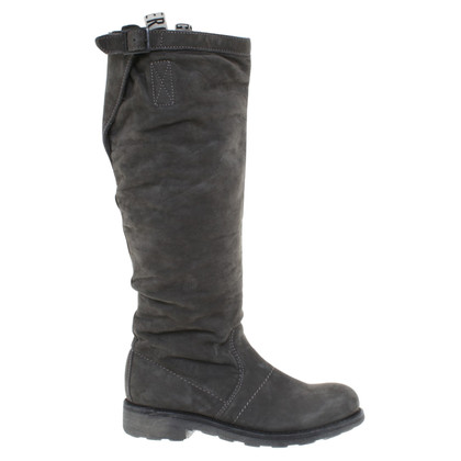 Other Designer Dirk Bikkembergs - suede boots