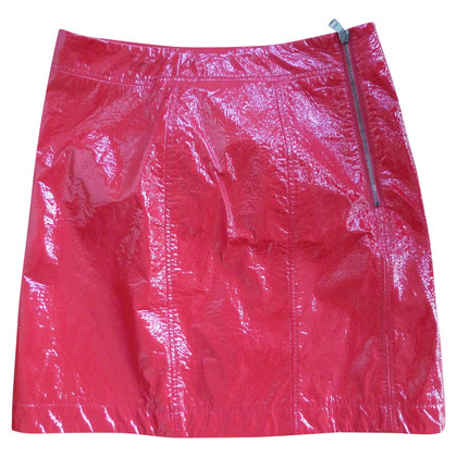 Marc Cain Miniskirt in patent leather look