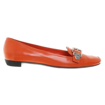 Prada Slipper in Orange