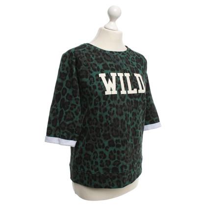 Rika Sweatshirt met belettering