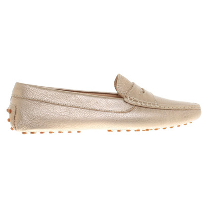 Marc Cain Loafer in rose gold