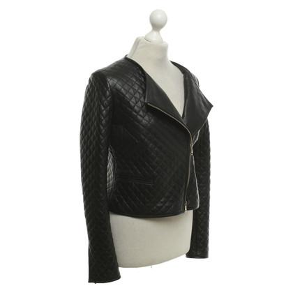 Windsor Black jacket made of leather
