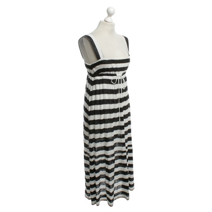 Max Mara Dress in black / white