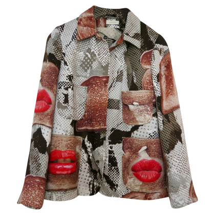 Wunderkind Jacket with silk content