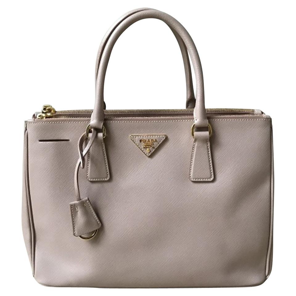 Tassen Prada : Prada handtas in oudroze koop tweedehands