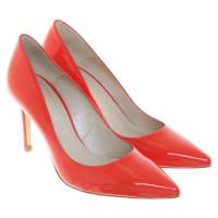 Karen Millen pumps in red