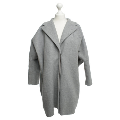 Maison Martin Margiela Oversize coat in grey